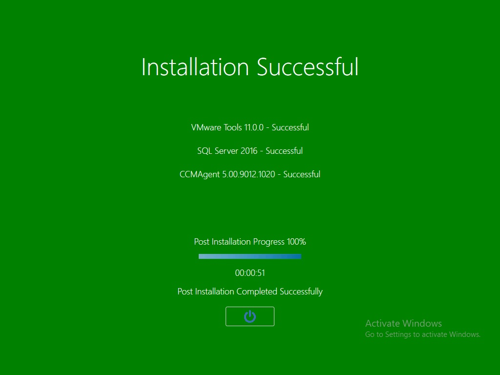 VMWare VSphere | Post Install | Guest Customization | SplashScreen